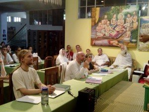 Bhakti Tirtha Course-1st Semester: Classical Nyāya AU-BkT1s.ClNy