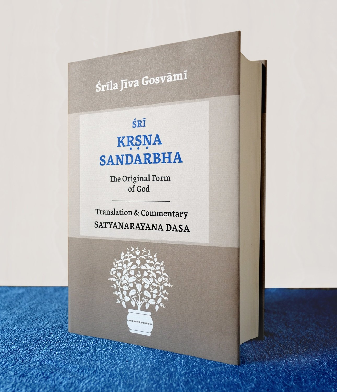 Sri Krishna Sandarbha - (For USA Additional Shipment Charge)