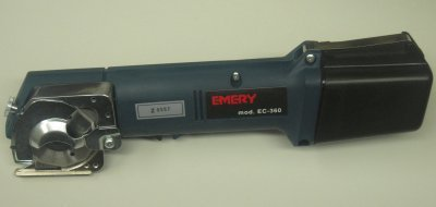 EC360 Portable Cordless Electric Rotary Shear by Emery