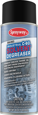 SOLVENT CLEANER & DEGREASER