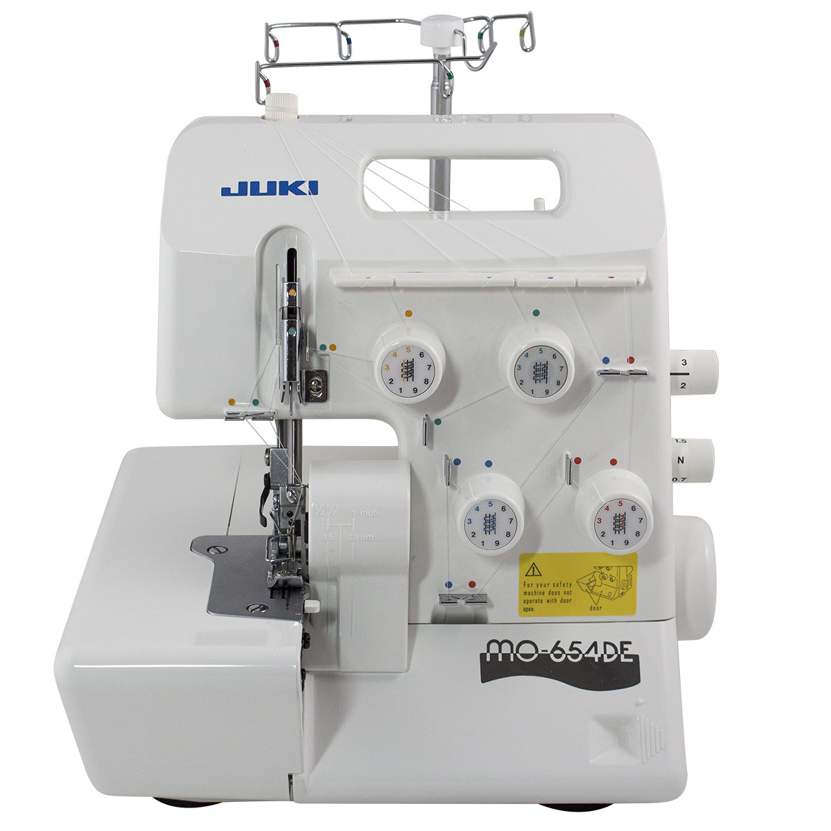 Juki MO-654DE Pearl Series Serger - Free Shipping Continental US