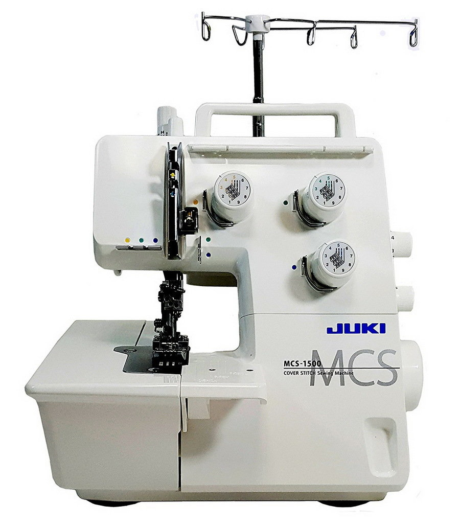 Juki MCS 1500 Cover Stitch and Chain Stitch Machine Free Shipping Continental US