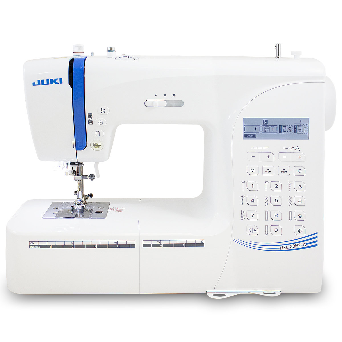 Juki HZL-80HP Computerized Sewing and Quilting Machine - Free Shipping Continental US