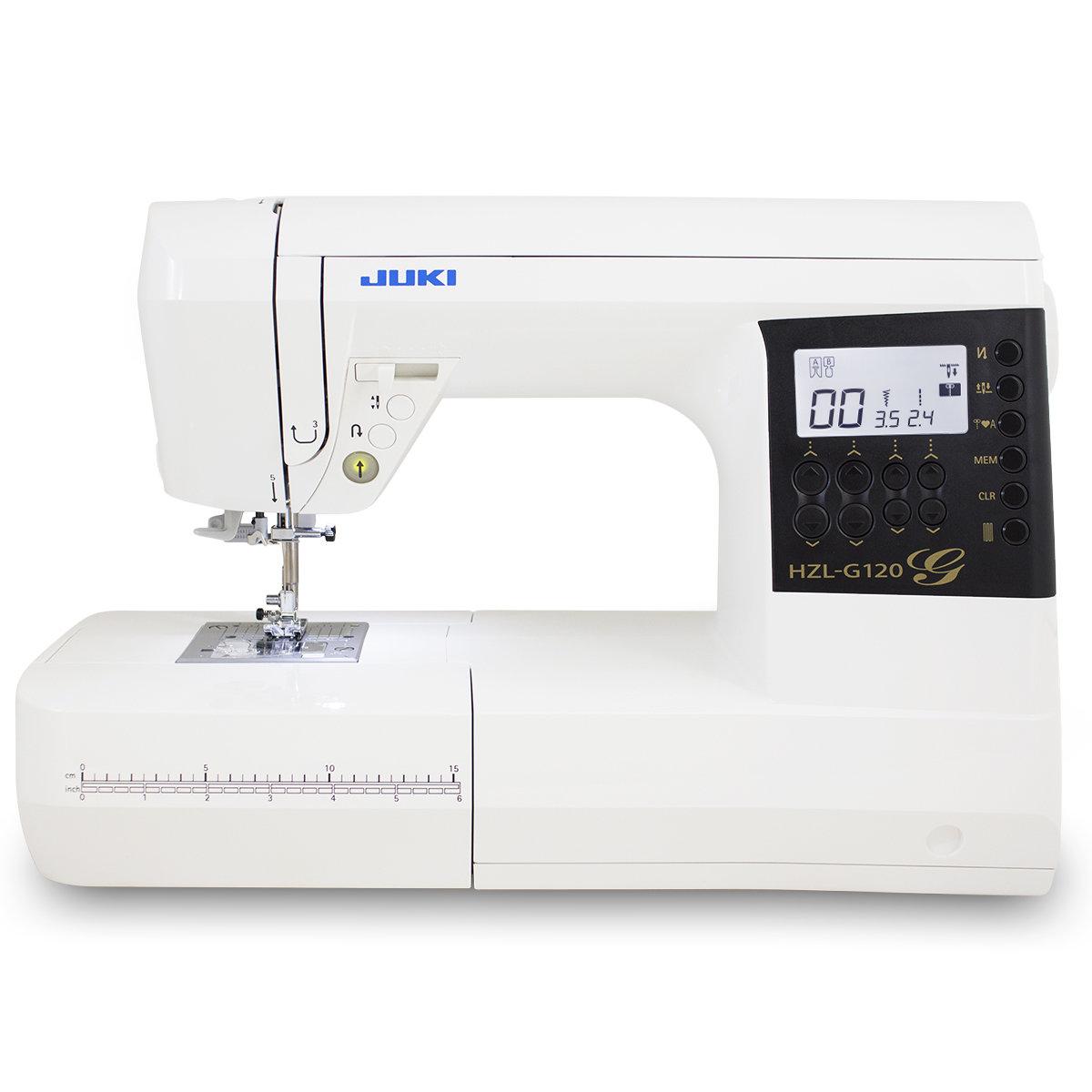 JUKI HZL-G120 Sewing Machine-Free Shipping Continental US