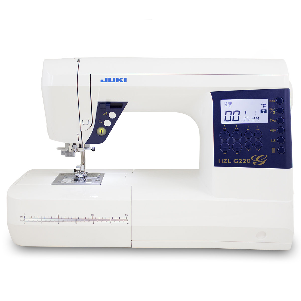 Juki HZL-G220 Computerized Sewing and Quilting Machine-Free Shipping Continental US