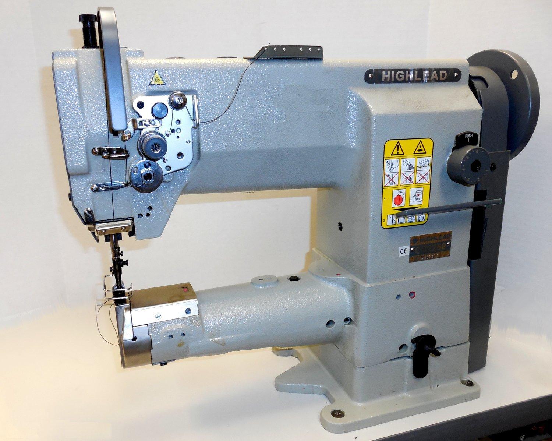 Highlead GC2268 Heavy Duty Cylinder Arm Walking Foot Lockstitch-Free Shipping Continental US