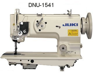 JUKI DNU-1541 With Knockdown Servo Stand