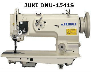 JUKI DNU-1541S With Knockdown Servo Stand