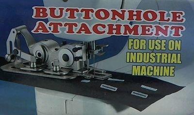 Buttonhole Attachment