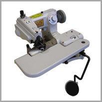 U.S. Stitchline SL718-2 Industrial Blind Stitch Sewing Machine, Servo Motor