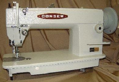 Brand New Consew 205RB-1 with Free Shipping to Continental US. (Assembly Required)