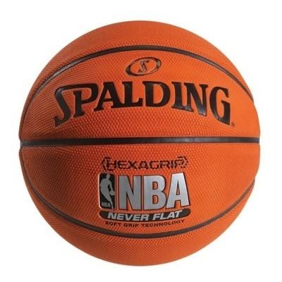 Баскетбольный мяч Spalding Neverflat® Hexagrip™ Basketball