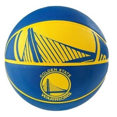 Баскетбольный мяч Spalding Golden State Warriors