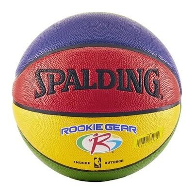 Баскетбольный мяч Spalding Rockie Gear