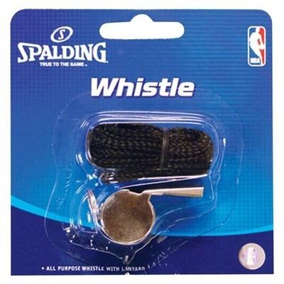 Спортивный свисток металлический Spalding