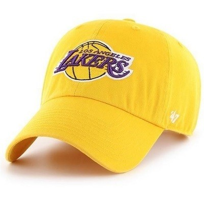 Кепка 47 Brand Lakers Gold Clean Up