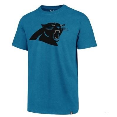Мужская футболка 47 Brand Carolina Panthers