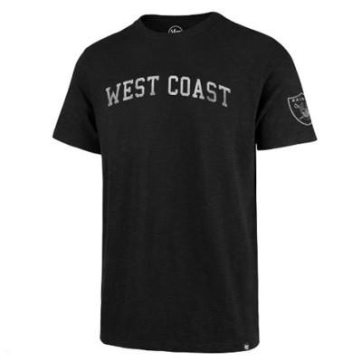 Мужская футболка 47 Brand Oakland Raiders