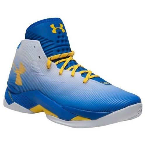 Мужские баскетбольные кроссовки Under Armour Curry 2.5