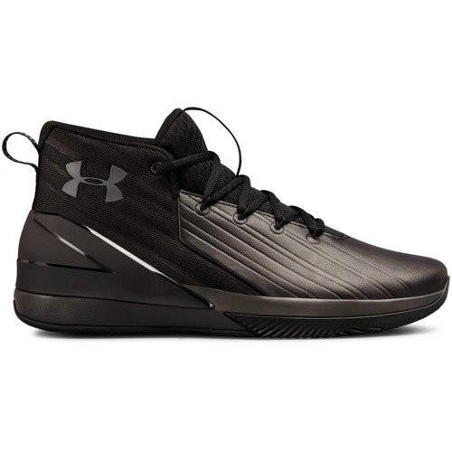 Мужские баскетбольные кроссовки Under Armour Lockdown 3