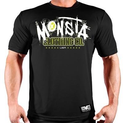 Спортивная футболка Monsta Combat Genetics-139