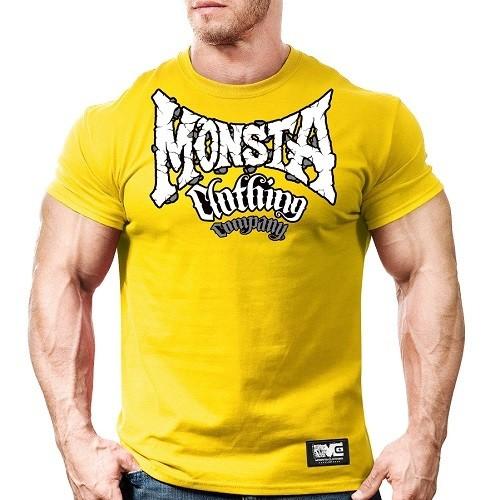 Мужская спортивная футболка Monsta Havoc-281