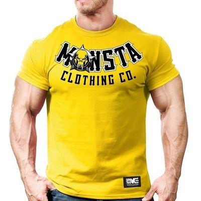 Спортивная футболка Monsta Built Tough-Train Hard-101