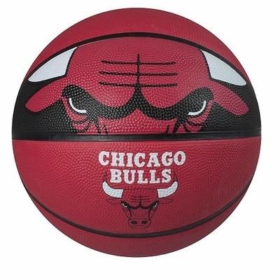 Баскетбольный мяч Spalding Chicago Bulls