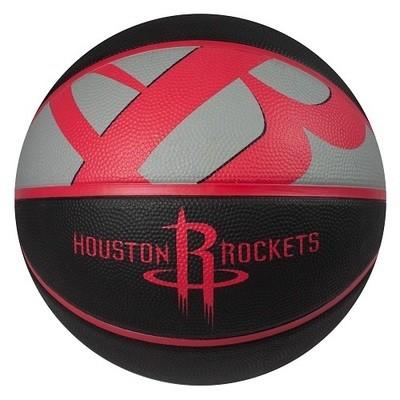 Баскетбольный мяч Spalding Houston Rockets