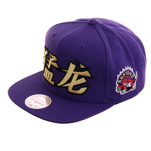 Снэпбек Mitchell and Ness Toronto Raptors