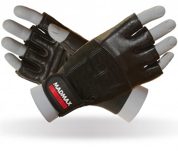 Мужские и женские тренировочные перчатки MADMAX Classic Exclusive