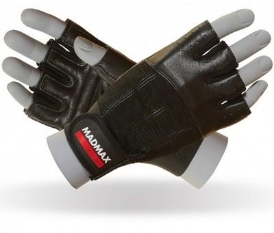 Мужские тренировочные перчатки MADMAX Classic Exclusive