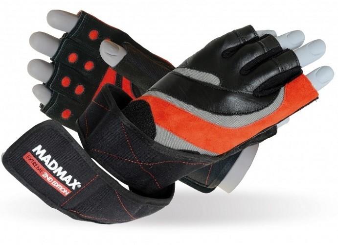 Мужские тренировочные перчатки MADMAX Extreme 2ND