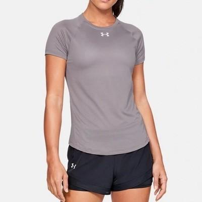 Женская спортивная футболка Under Armour UA Qualifier HexDelta