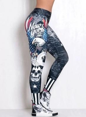 Лосины женские Rock Code Legging Elastic Brutal