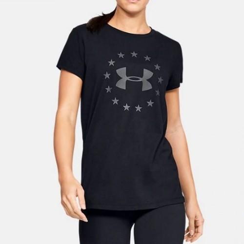 Женская спортивная футболка Under Armour UA Freedom Logo
