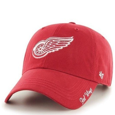 Кепка 47 Brand Red Wings Womens