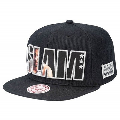 Снэпбек Mitchell and Ness Tim Duncan SLAM Cap