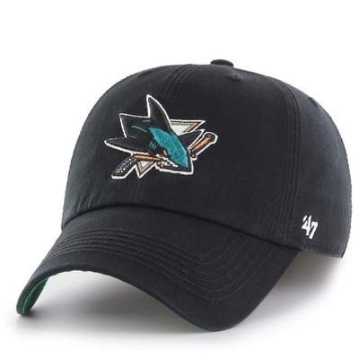 Кепка 47 Brand San Jose Sharks