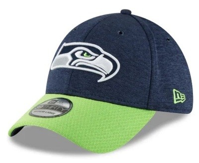 Кепка New Era Seahawks 39Thirty