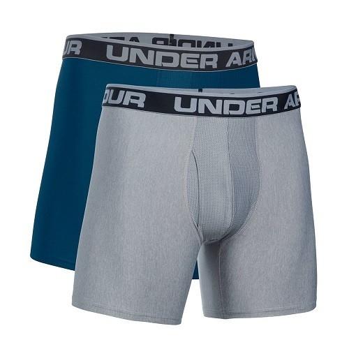 """Мужские компрессионные шорты Under Armour UA Original Series 6"""" Boxerjock® 2-Pack"""