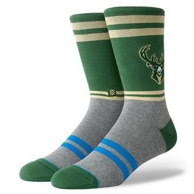 Баскетбольные носки Stance City Gym Bucks