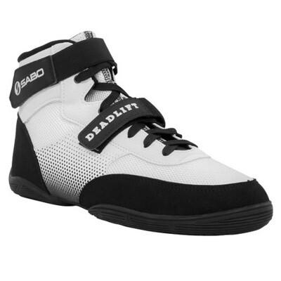 Ботинки для становой тяги SABO Deadlift 1 WHITE