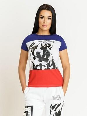 Женская спортивная футболка Amstaff Babystaff Veva
