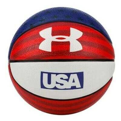 Баскетбольный мяч Under Armour USA Mini Ball