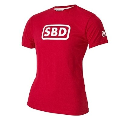 Официальная футболка бренда SBD (по предзаказу)