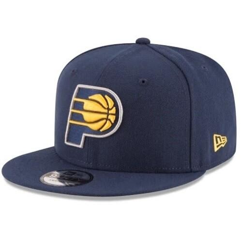 Снэпбек New Era Indiana Pacers