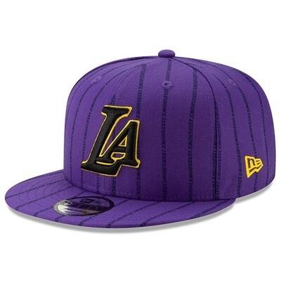 Снэпбек New Era Los Angeles Lakers