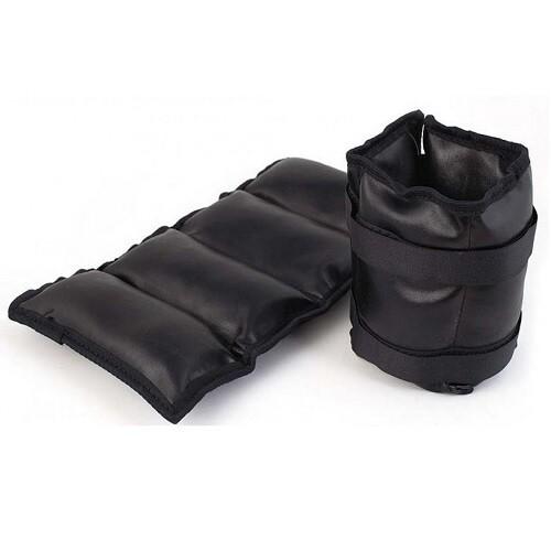 Утяжелители для рук и ног INDIGO Профи, 2*2 кг