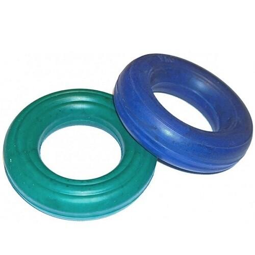 Эспандер INDIGO кистевой-кольцо, 35 кг, 7.5 см